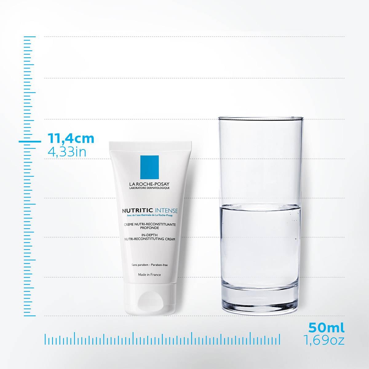 La Roche Posay StránkaProduktu Péče o obličej Nutritic Intense Krém 50ml 33378