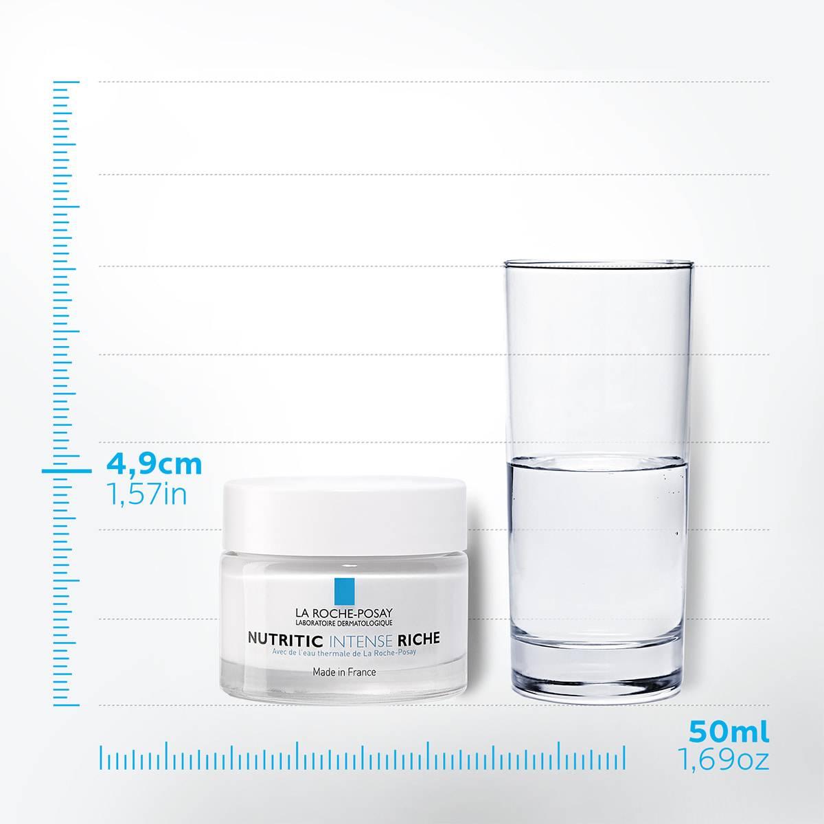 La Roche Posay StránkaProduktu Péče o obličej Nutritic Intense Výživný Krém 50ml