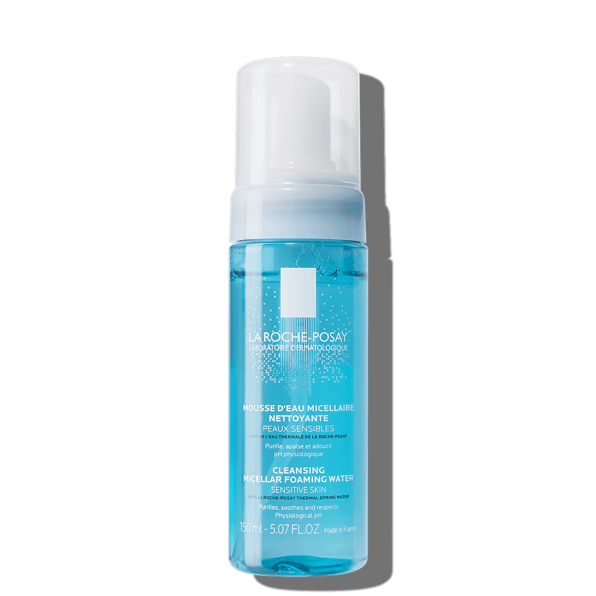 La Roche Posay StránkaProduktu Fyziologická čisticí péče na obličej Pěnivá voda 1