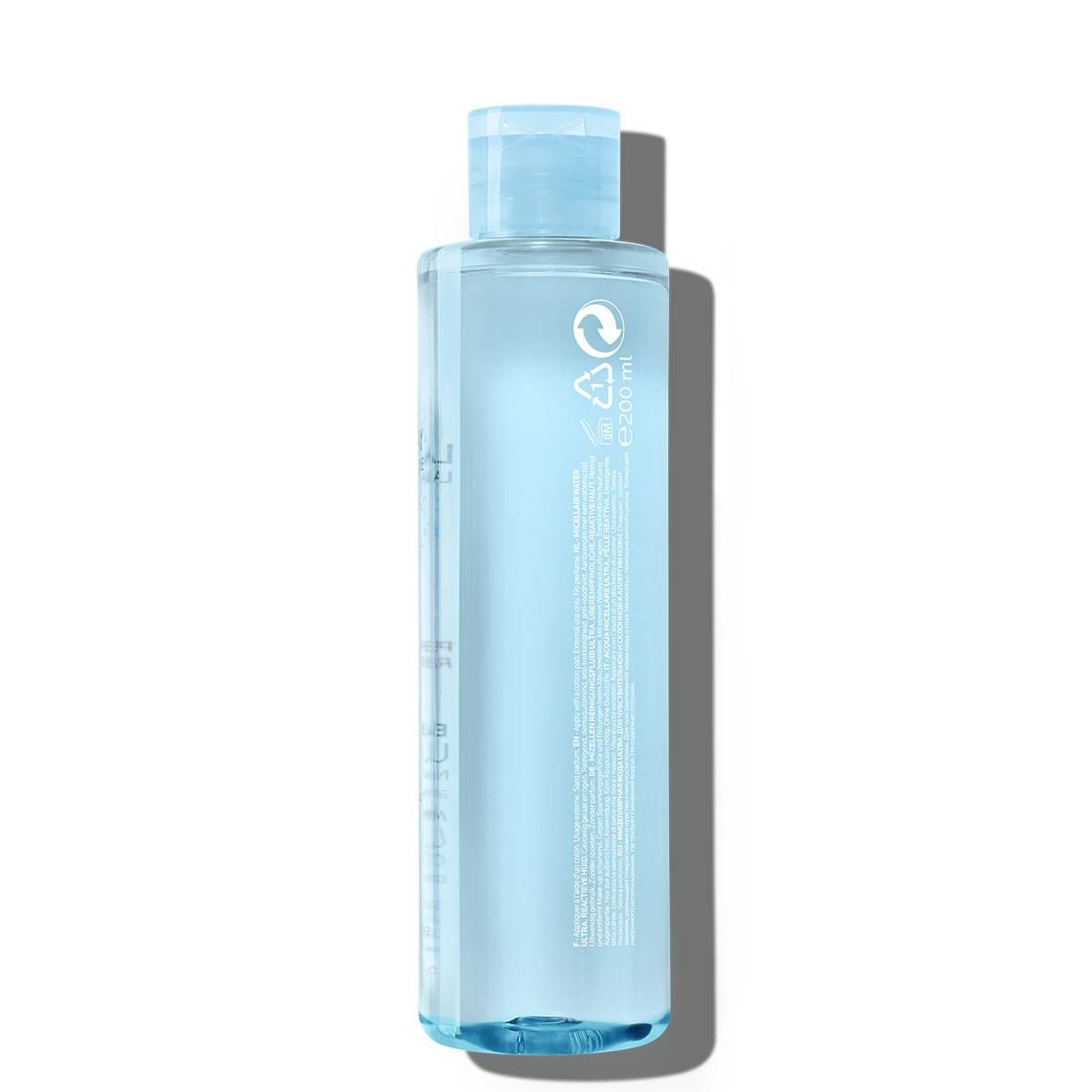 La Roche Posay StránkaProduktu Fyziologická čisticí péče na obličej Micelární voda
