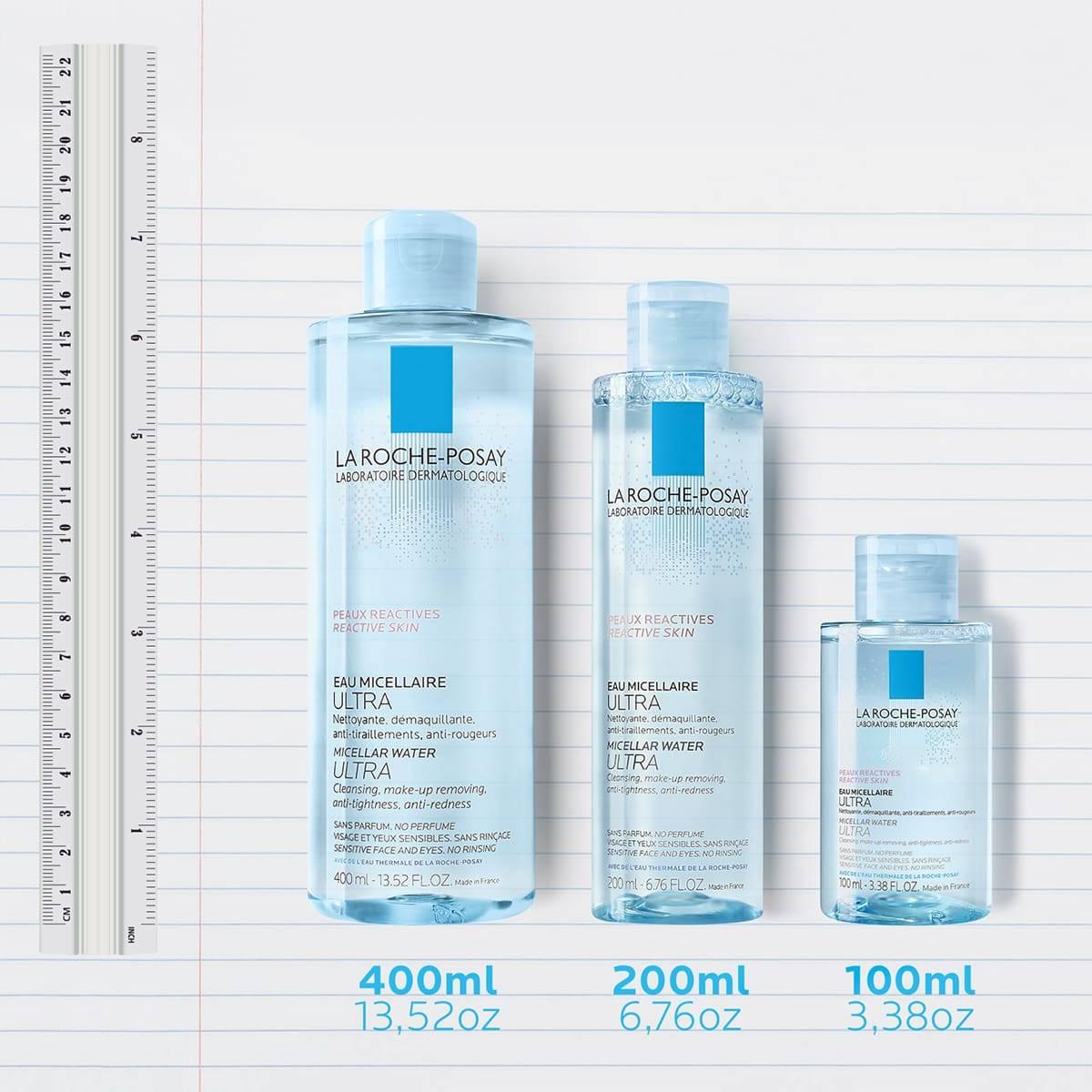 La Roche Posay StránkaProduktu Micelární voda Ultra Rodina 3337875528108 3