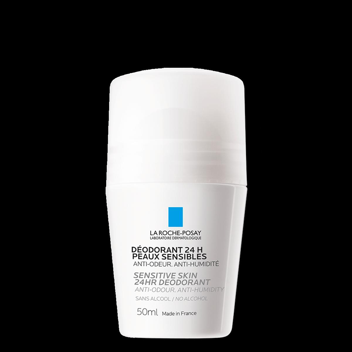 La Roche Posay Fyziologický deodorant Roll-on 24h 50ml 3337872412158