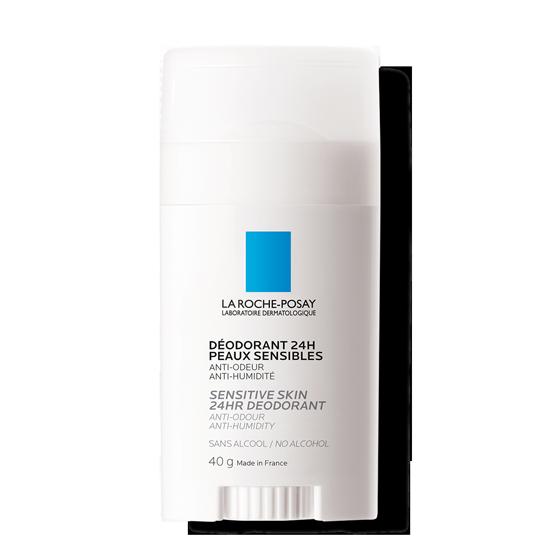 La Roche Posay StránkaProduktu Fyziologický tuhý deodorant 24h 40g 3337872412134 Přední