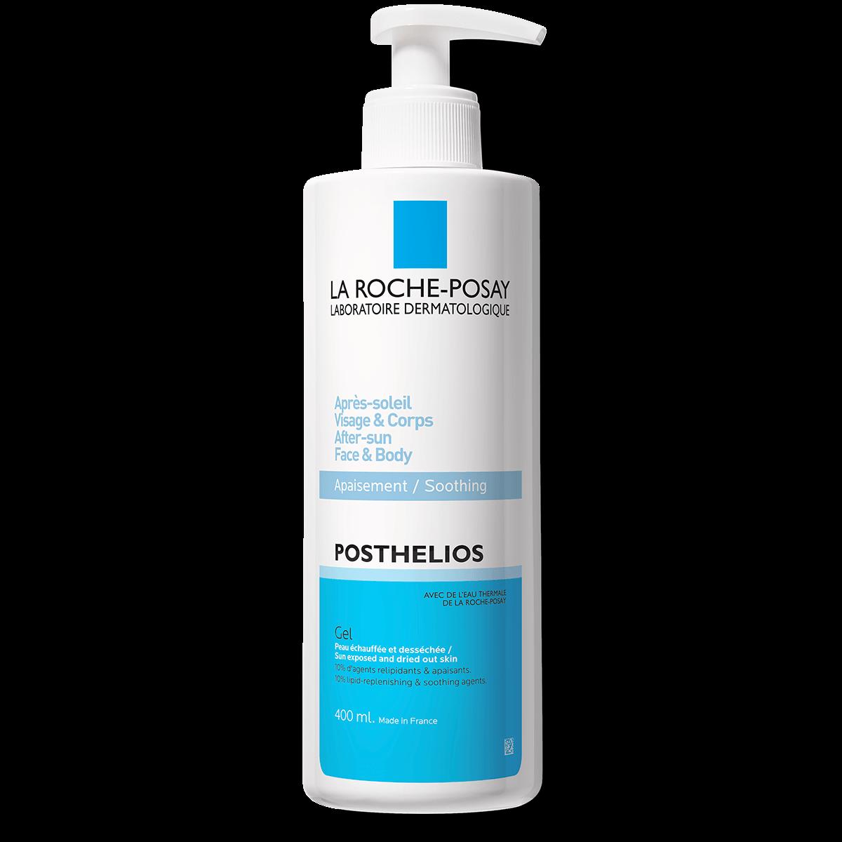 La Roche Posay StránkaProduktu Po slunění Posthelios Hydratační gel 400ml 3337
