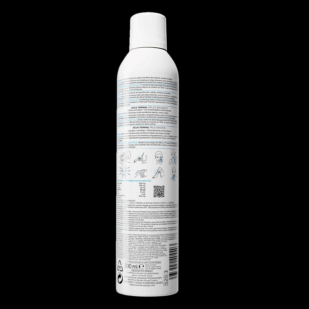 La Roche Posay StránkaProduktu Termální voda 300ml 3433422404403