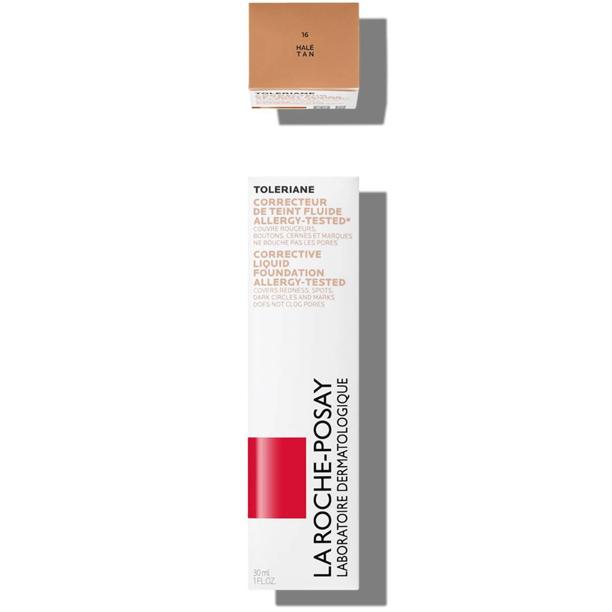 La Roche Posay Citlivá Toleriane Make-up KOREKČNÍ TEKUTÝ MAKE-UP