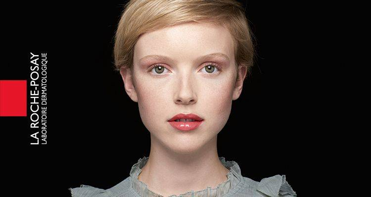 La Roche Posay Citlivá Toleriane Make-up Ivory Audrey Po