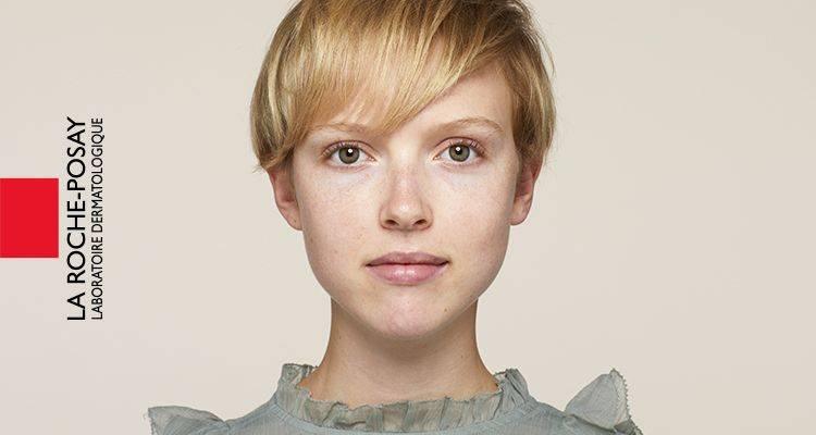 La Roche Posay Citlivá Toleriane Make-up Ivory Audrey Před