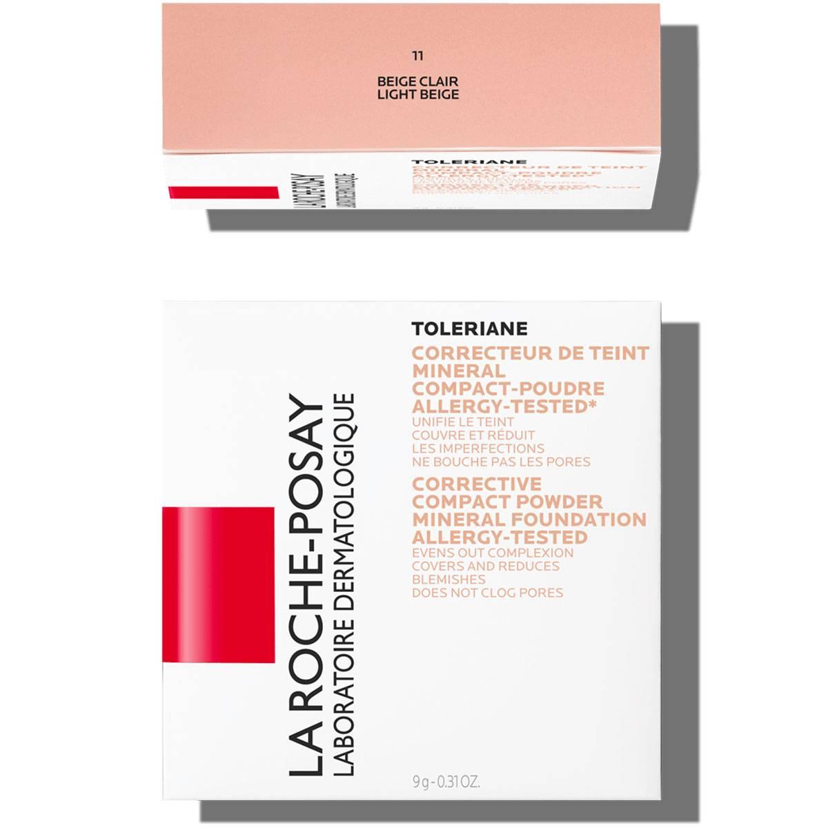 La Roche Posay Citlivá Toleriane Make-up KOMPAKTNÍ PUDR 11LightBeige