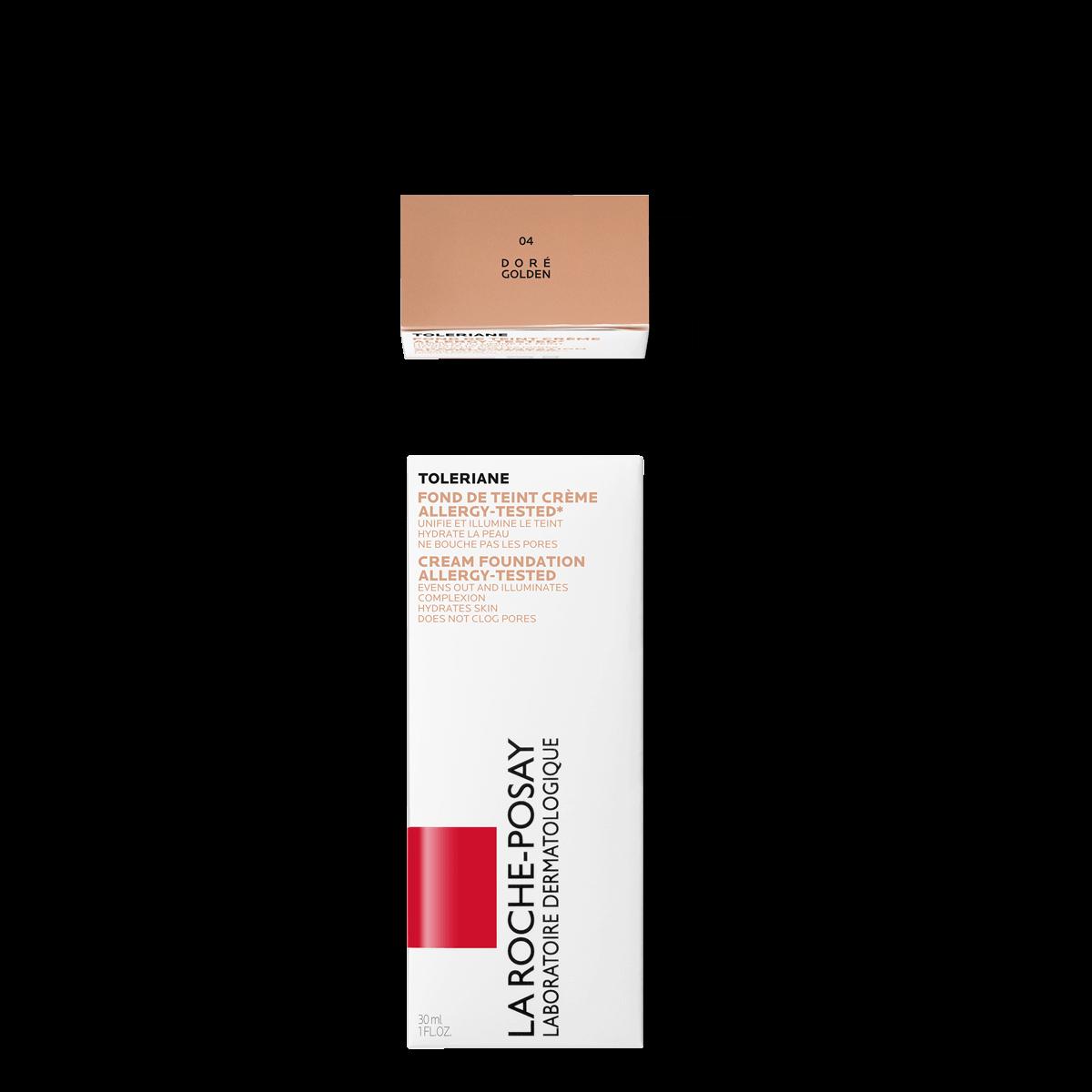 La Roche Posay Citlivá Toleriane Make-up KRÉMOVÝ MAKE-UP 04GOLDEN 3