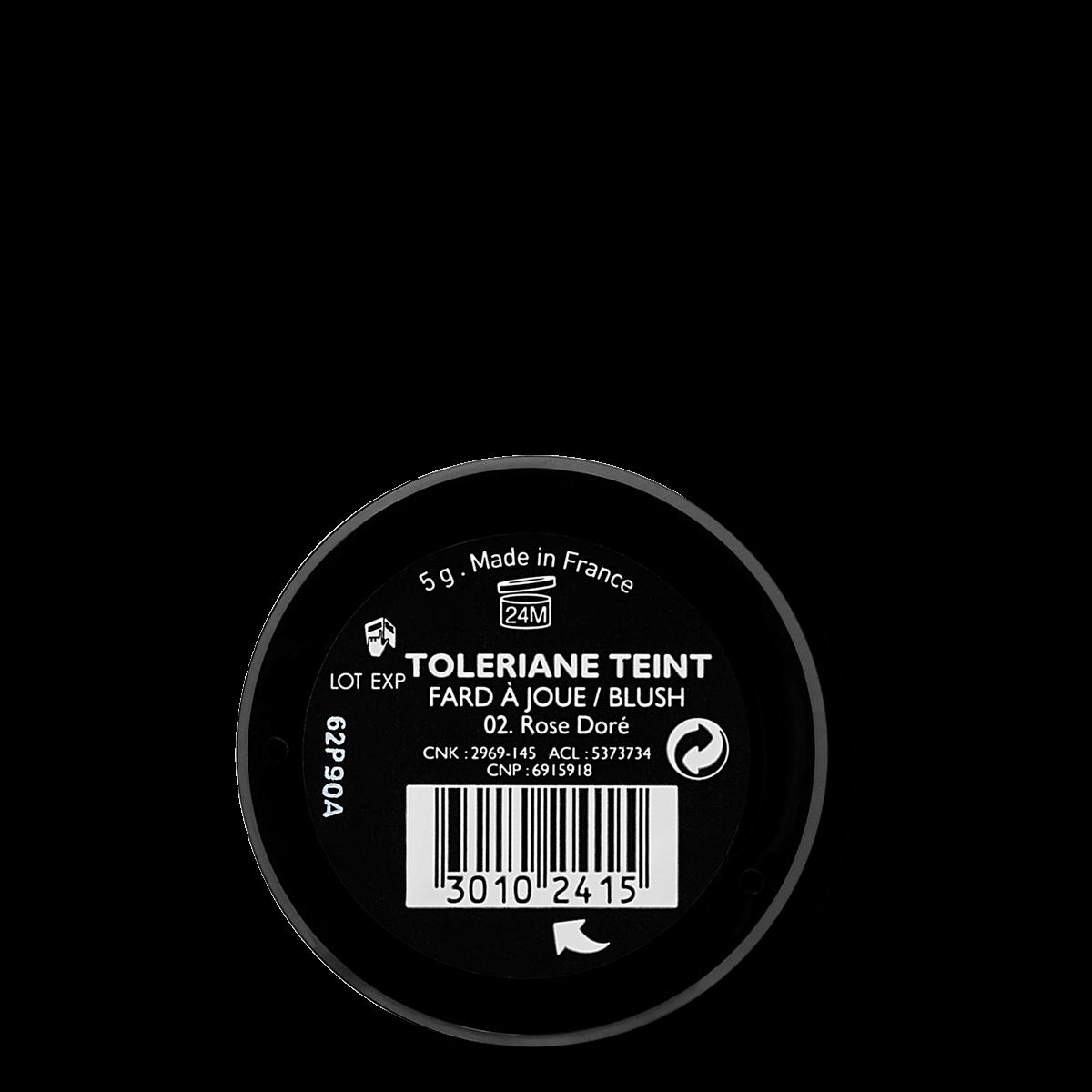 La Roche Posay Citlivá Toleriane Make-up TVÁŘENKA GoldenPink 30102415